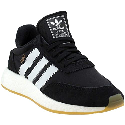 adidas - Iniki Runner da Uomo, Nero (Core Black/White), 37