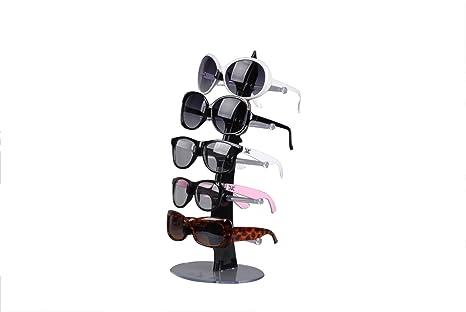Cowrxdbe Paia Porta Sole Occhiali Display Supporto Da 5 Tinxi® Cornice hQBtCxosdr