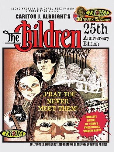 Halloween Films For Children (The Children)