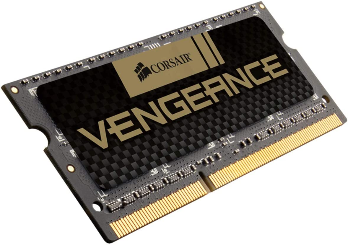 Corsair Vengeance 4GB (1x4GB) DDR3 1600 MHz (PC3 12800) Laptop Memory 1.5V
