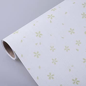 Self Adhesive Shelf Liner Removable Contact Paper Floral Peel And Stick  Wallpaper For Kitchen Cabinets Drawers