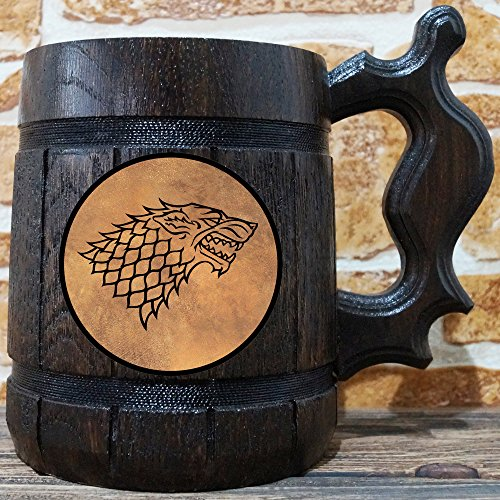 Game Of Thrones Mug or Stein Winter is Coming Stark NEW