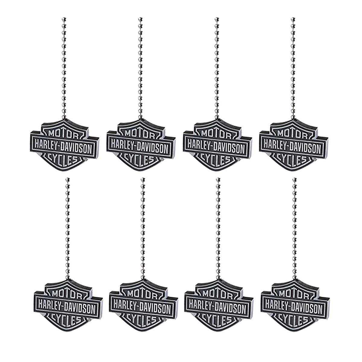 Harley-Davidson Bar & Shield Chain Pull - Pkg of 8 by Harley-Davidson