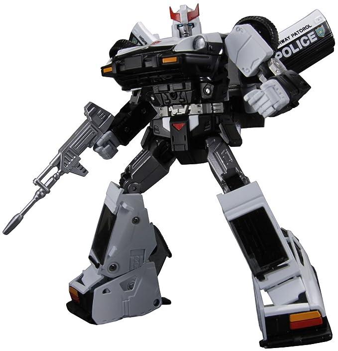 In-Hand Prowl Japan Version Figure Takara Tomy Transformers Masterpiece MP-17