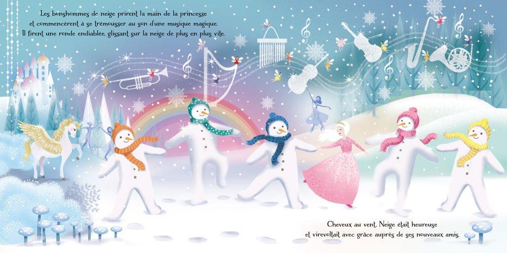 La princesse des neiges - Dora princesse des neiges ...