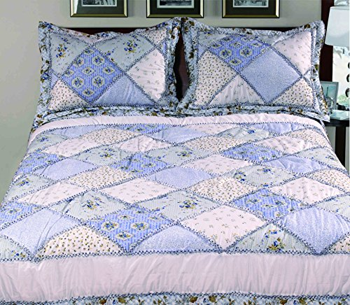 quilted bed in a bag queen - 5