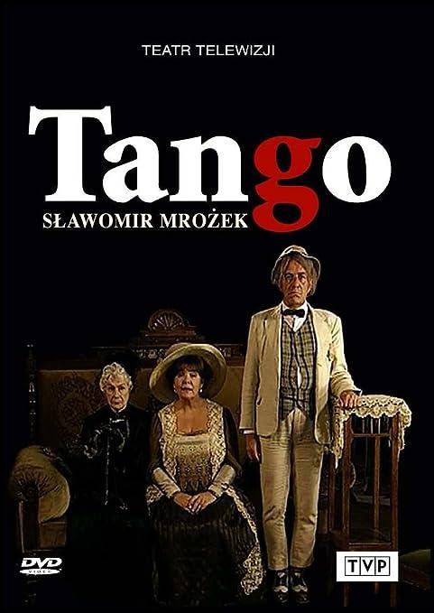 Tango [DVD] (IMPORT) (No hay versión española): Amazon.es: Cine y Series TV