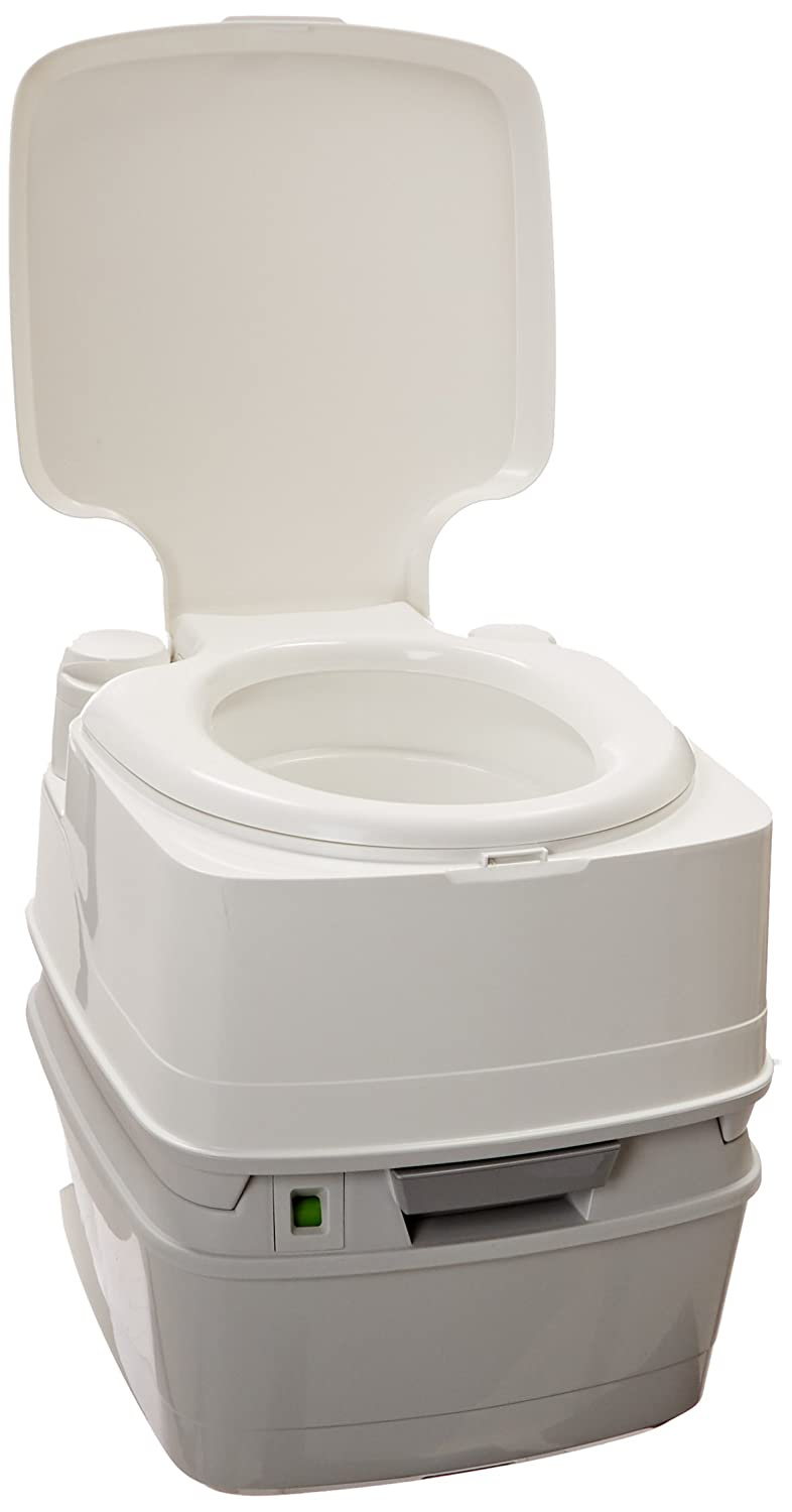Amazon.com: Thetford 92853 Porta Potti 550P Portable Toilet For RV, Marine,  Camping, Healthcare Toddler Training, Trucks, Vans: Automotive