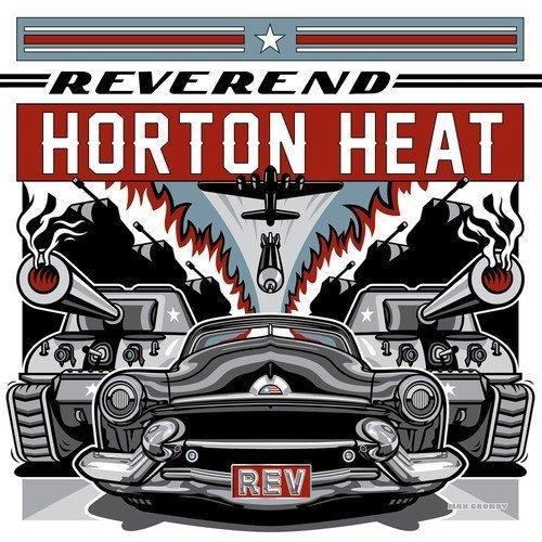 reverend horton heat lp - 2