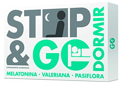 Stop & Go Complemento Alimenticio Dormir - 30 Tabletas