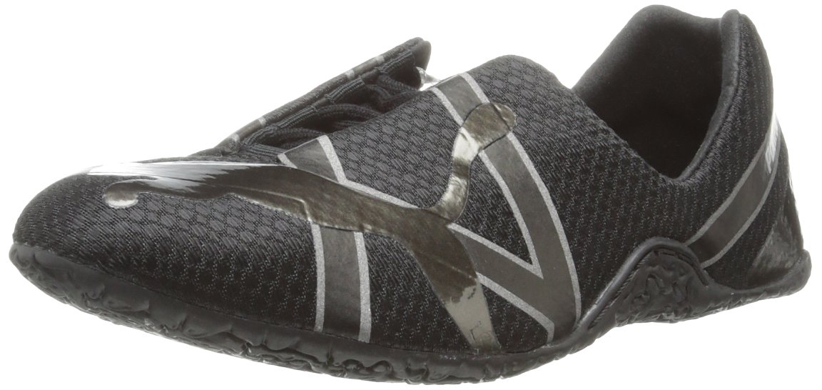 Puma - - Frauen Anaida Metallic Lace Schuhe  US 8.5 | UK 6 | EU 39|Black