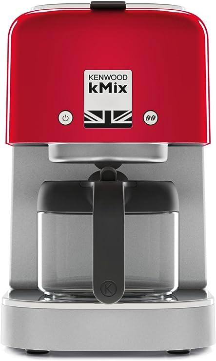 Kenwood kMix Independiente, Cafetera de filtro, 750 ml, De café ...