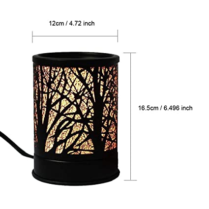 Amazon.com: Essential Oil Warmer Frgrance Lamp, Electric ...