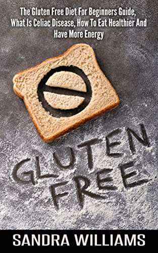 Gluten Free Beginners Intolerance Sensitivity ebook product image
