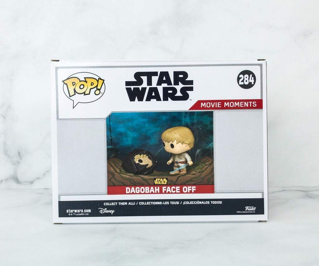 Smugglers Bounty Star Wars Movie Moments Dagobah Face Off