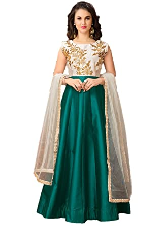 c6ba206c2f ethnicwear9 Traditional Cultural Party Festival Wear Indian Pakistani Dress  Women Sea Green Colour Silk Embroidered Suit
