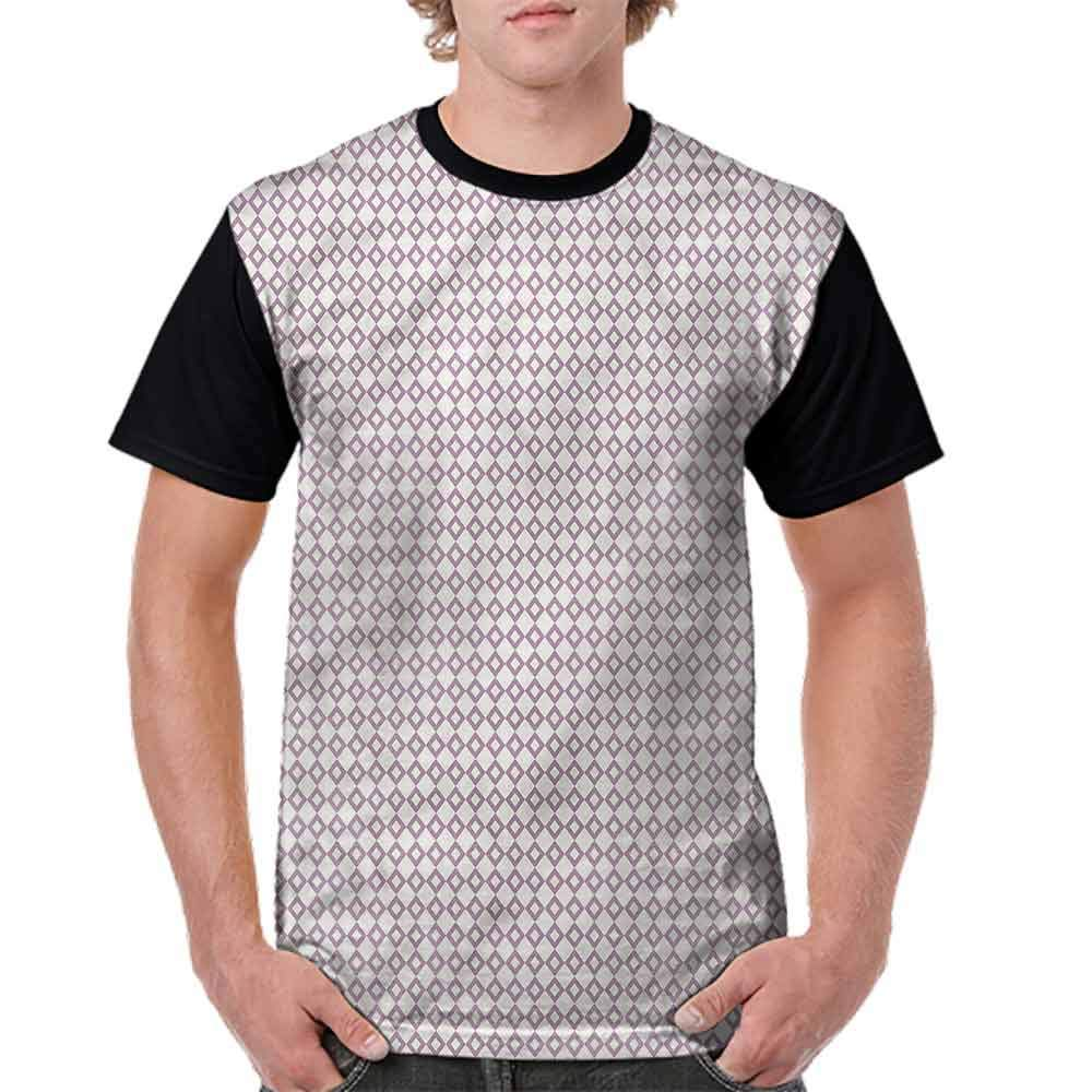BlountDecor Trend t-Shirt,Ancient Moroccan Shape Fashion Personality Customization