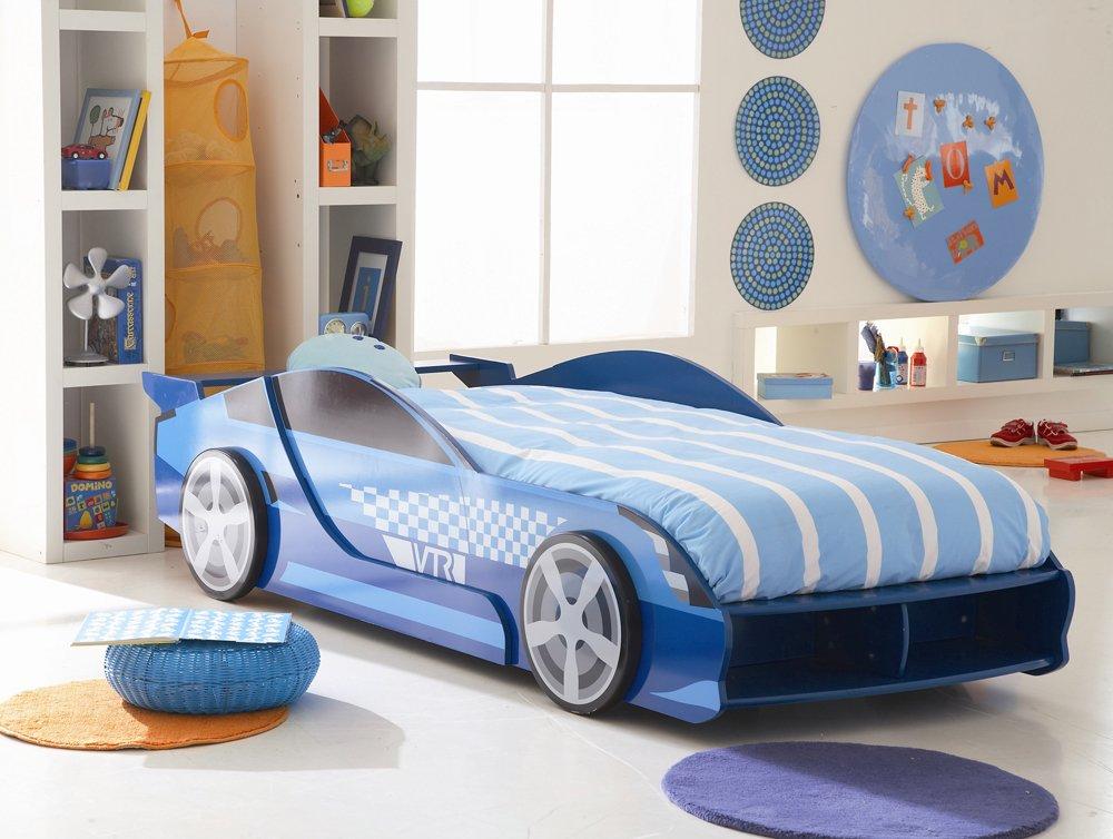 غرف نوم اطفال على شكل سيارة 61e9DoVuMNL._SL1000_