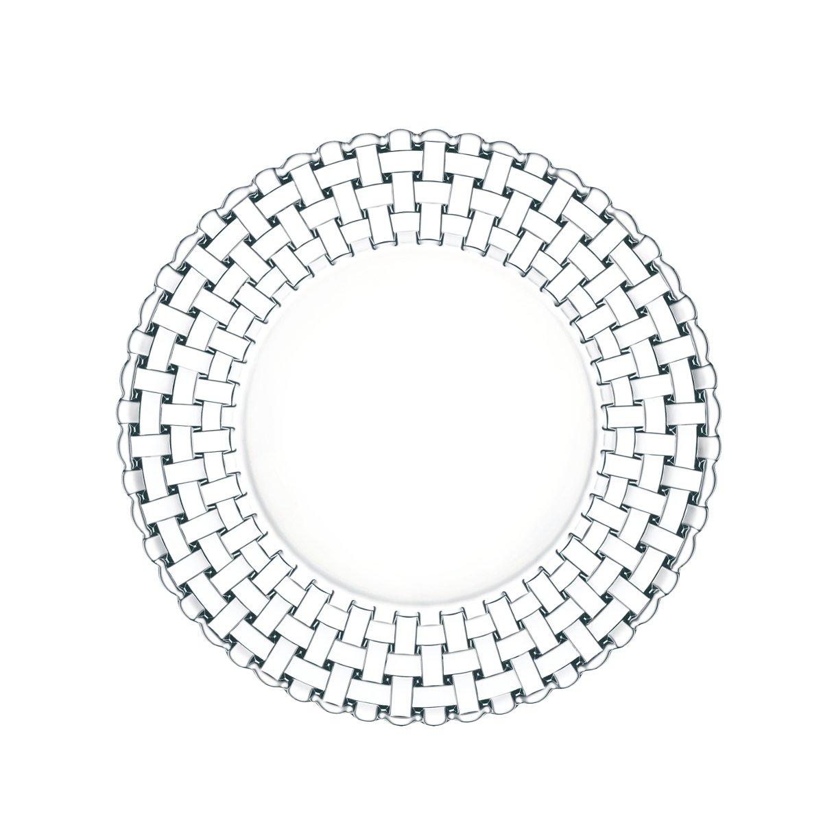 Nachtmann 98043 Bossa Nova Plate, 6'', Clear