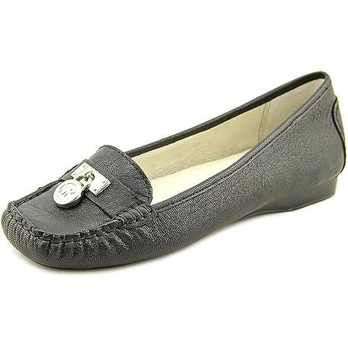 Mocasines Hamilton MICHAEL de Michael Kors para mujer., negro (Negro), 10 B(M) US: Amazon.es: Zapatos y complementos