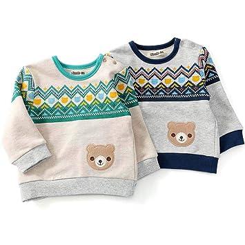 d30329257e633 Piccolo (ピッコロ) トレーナー (70~90cm) キムラタンの子供服 (34306
