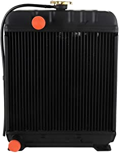 Complete Tractor New Radiator 1906-6304 Replacement For Kubota L245DT, L245F, L245H 15201-72060