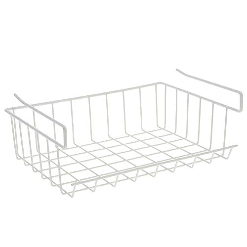 Polytherm Undershelf Baskets: Laminated Under Shelf Undershelf Kitchen Bathroom Storage