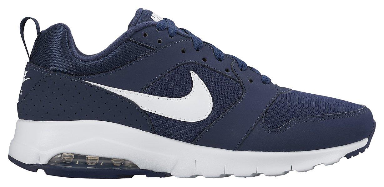 Nike Herren Air Max Motion Low-Top  43 EU|Blau (Midnight Navy/White)