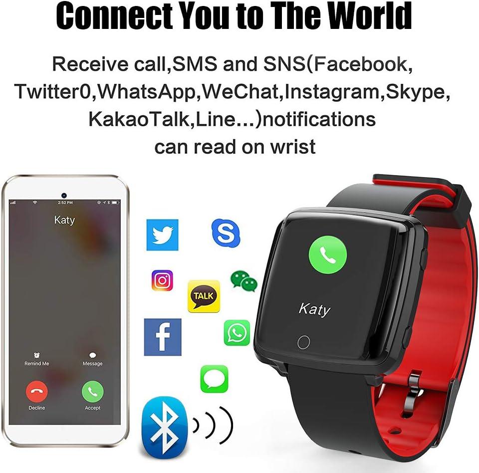 TagoBee TB09 IP67 Pulsera de Actividad Fitness Tracker smartwatch ...