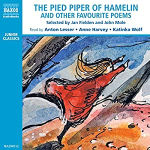 The Pied Piper of Hamelin (Unabridged Selections) Audiobook