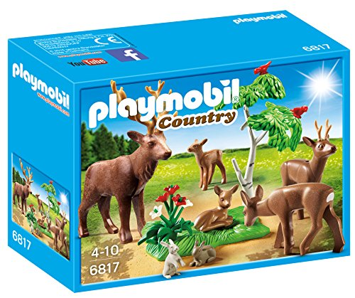 PLAYMOBIL® 6817 Country Stag with Deer Family ()