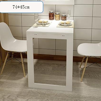 Tavoli Pieghevoli Da Muro.Tavolini Meiduo Tavolo Pieghevole Multifunzionale Tavolo Sospeso