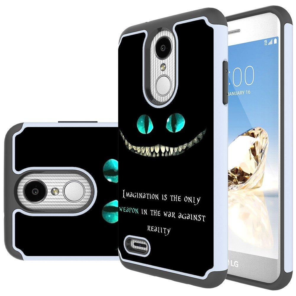 LG ARISTO 3/2 Case, LG Phoenix 4 Case, LG Tribute Empire/Dynasty Case,LG  Zone 4 Case,LG Fortune 2,LG Risio 3,LG K8 (2018) Case, Yiakeng Shockproof