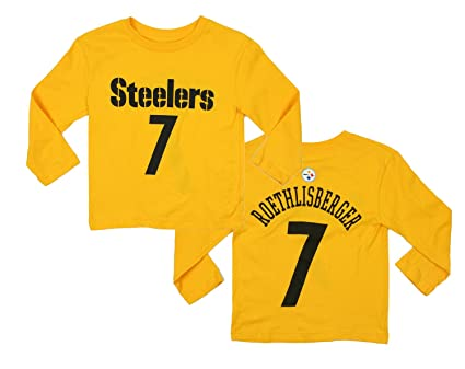 Image Unavailable. Image not available for. Color  Outerstuff Pittsburgh  Steelers Ben Roethlisberger ... 2c70fb96c