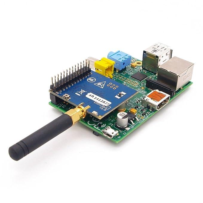 Busware CC1101 transceptor para Raspberry Pi incluye antena: Amazon.es: Electrónica
