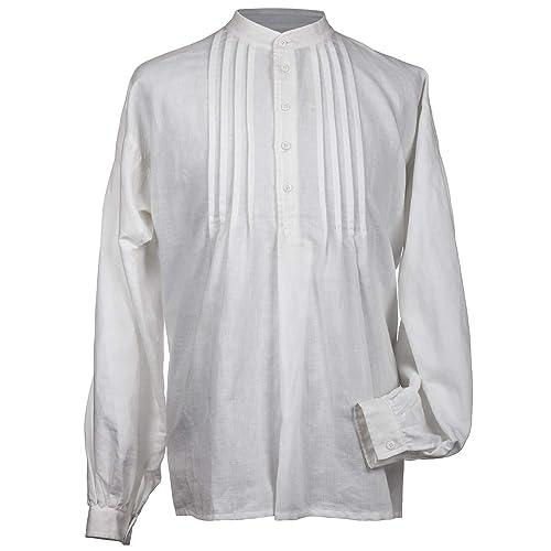 Camisa para hombre modelo Lerez: Amazon.es: Handmade