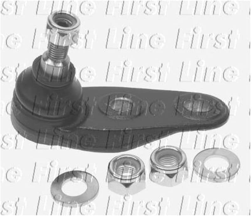 First Line FBJ5580 Ball Joint Front Lower LH with Fittings