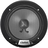 Clarion SRG1623S 6-1/2-Inch 2-Way Component System - Set of 2