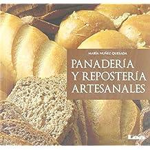 Panadería y repostería artesanales (Nueva Cocina) (Spanish ...