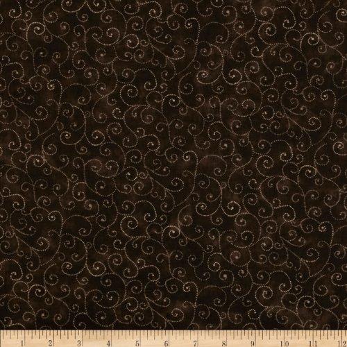 Moda Marble Swirls (9908-87) Mink Fabric (Marble Mink)