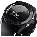 KRAZZY Huawei G10 Compatible Smartwatch Bluetooth with Camera Smart Watch V9 with Sim Card Support