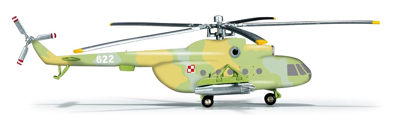 25th Air Cavalry Brigade 37th Air Corps herpa Wings 1 200 Modellino Elicottero Mi-8T Polish Army (Importato da Giappone)