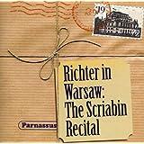 Richter in Warsaw:the Scriabin Recital