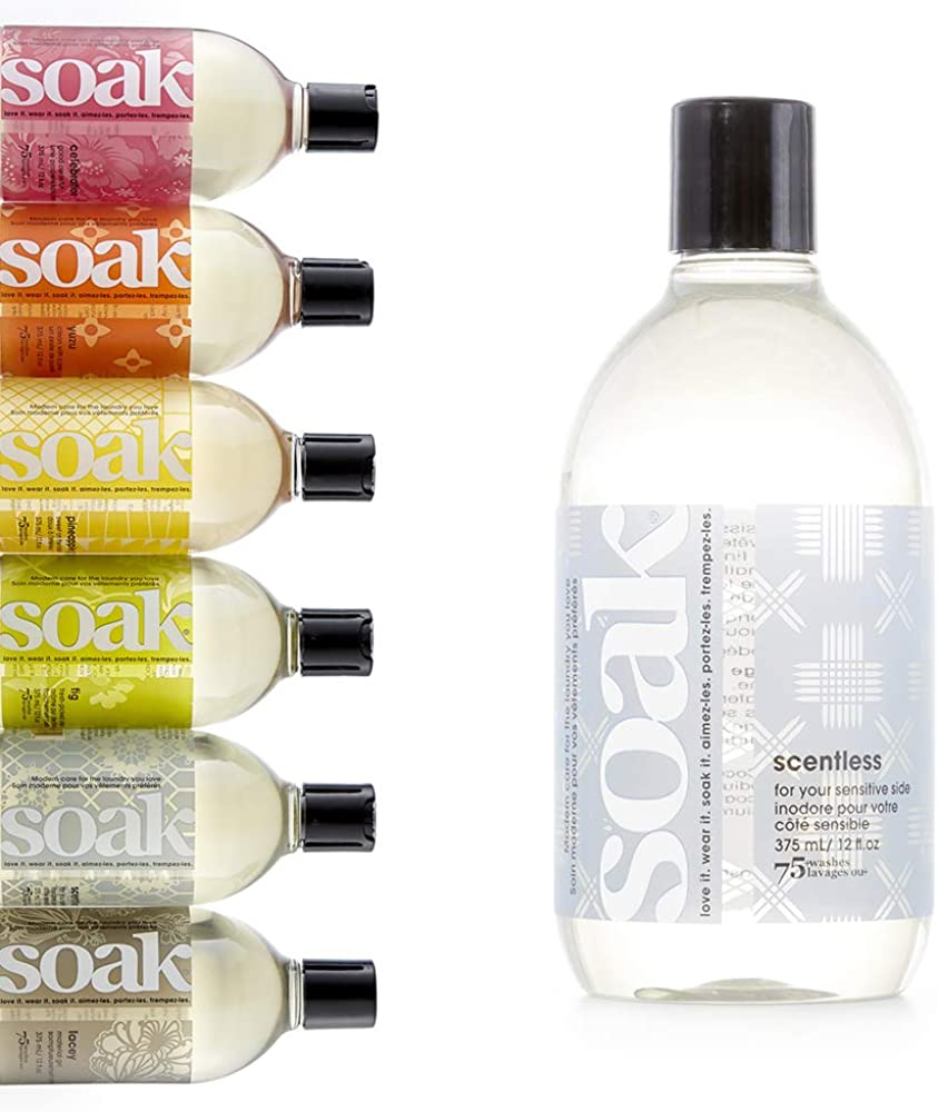 Soak Full Size 12 oz. Bottles (S07)