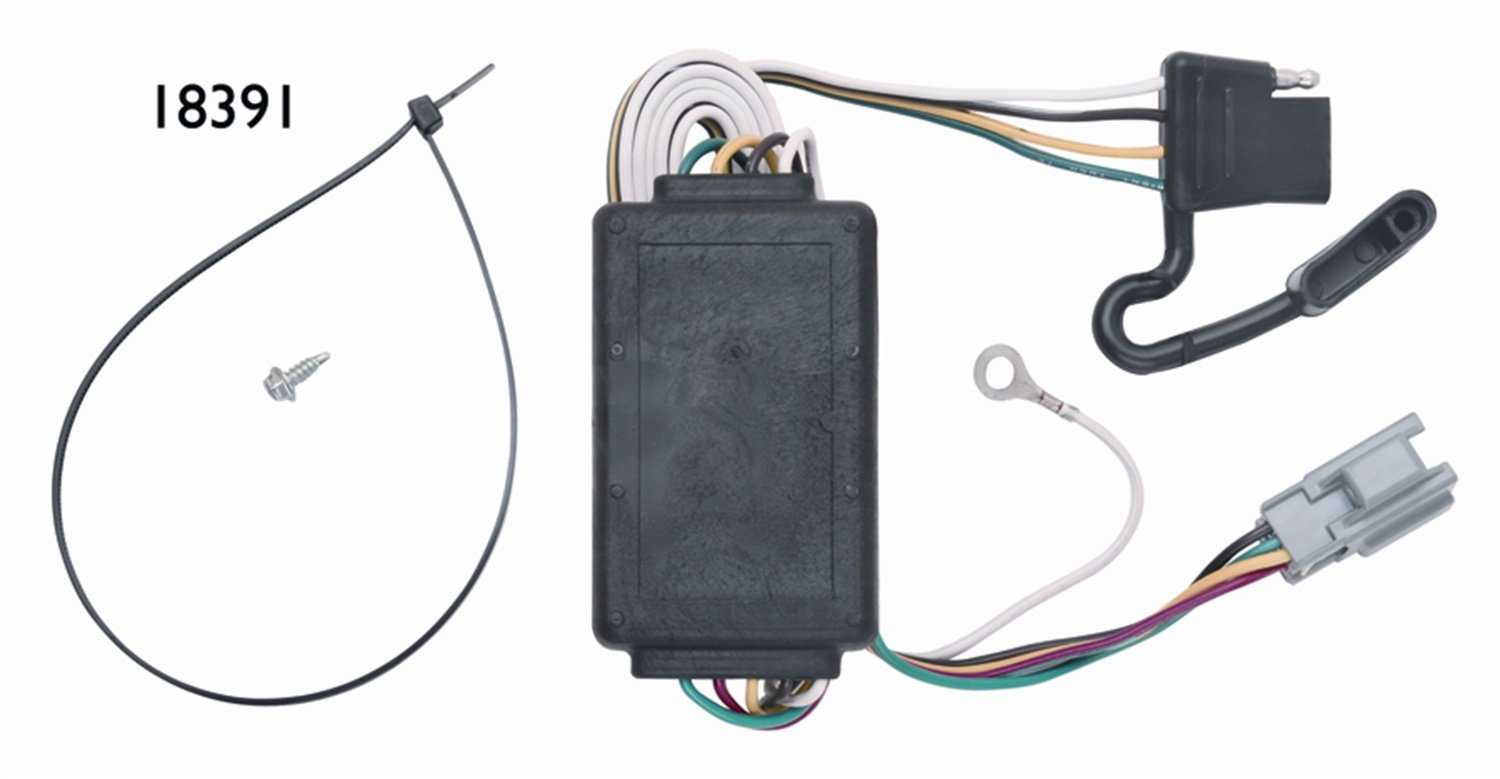 Amazon.com: Vehicle To Trailer Wiring Connector For 06 Pontiac Torrent  05-06 Chevy Equinox: Automotive