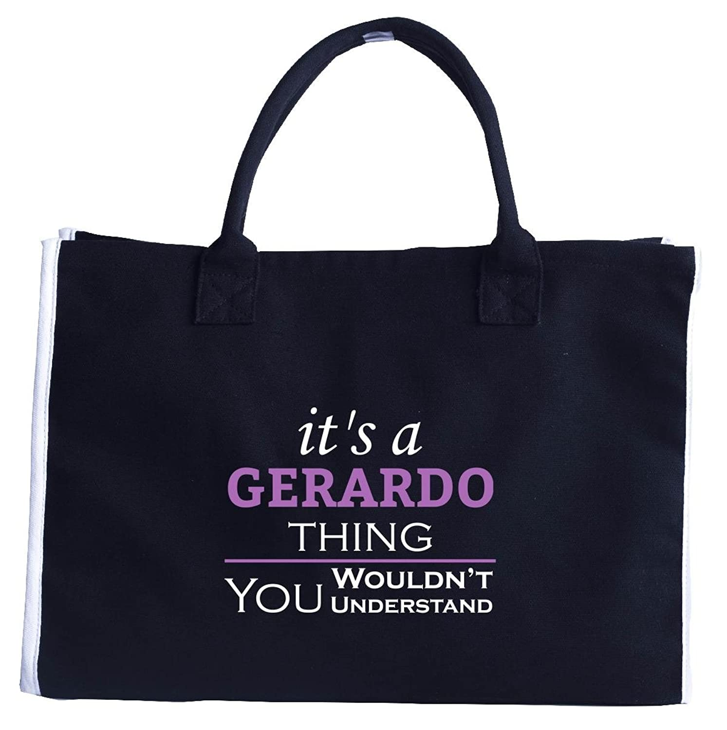 It S A Gerardo Thing You Wouldn T Understand - Tote Bag