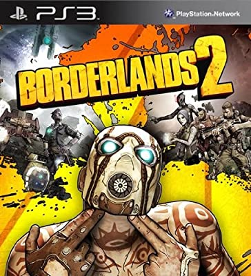 Amazon com: Borderlands 2 - PS3 [Digital Code]: Video Games