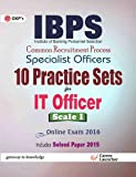 IBPS SPECIALIST OFFICERS 10 Practice SETS for IT OFFICER SCALE I