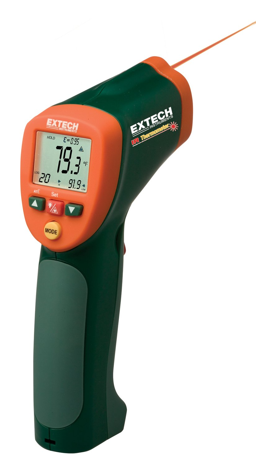 Extech 42515 Infrared Thermometer with Type K Input FLIR Commercial Systems Inc.