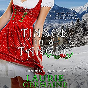 Tinsel in a Tangle Audiobook